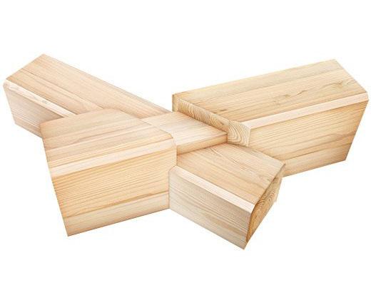 الوارهای چوبی چندلایه