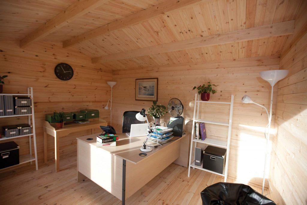 خانه های چوبی